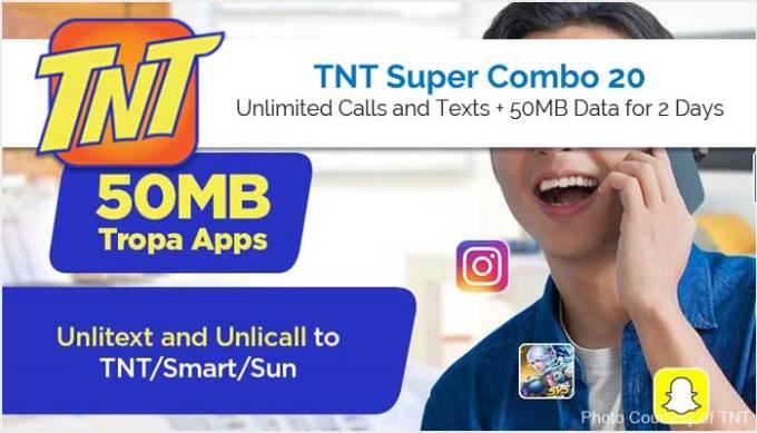 TNT Super Combo 20 - SC20