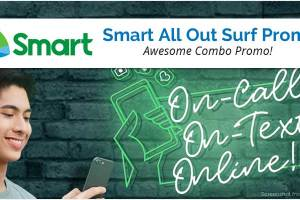 Smart All Out Surf Promo
