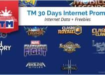 TM Games Promo