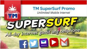 TM SuperSurf Promo