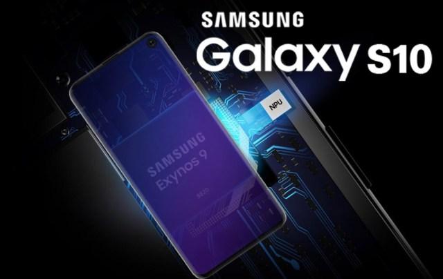 Samsung Galaxy S10 Processor & Chipset