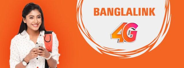 Banglalink 4G Internet Offers