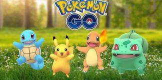 Pokemon Go návod