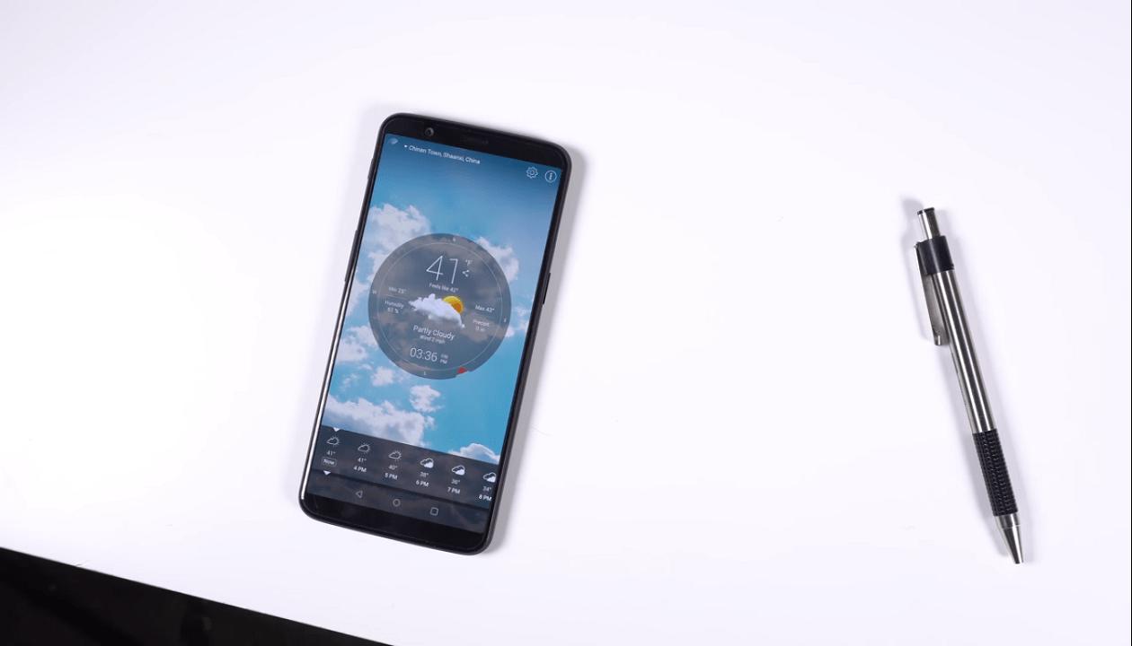 Top 10 aplikácii na sledovanie počasia