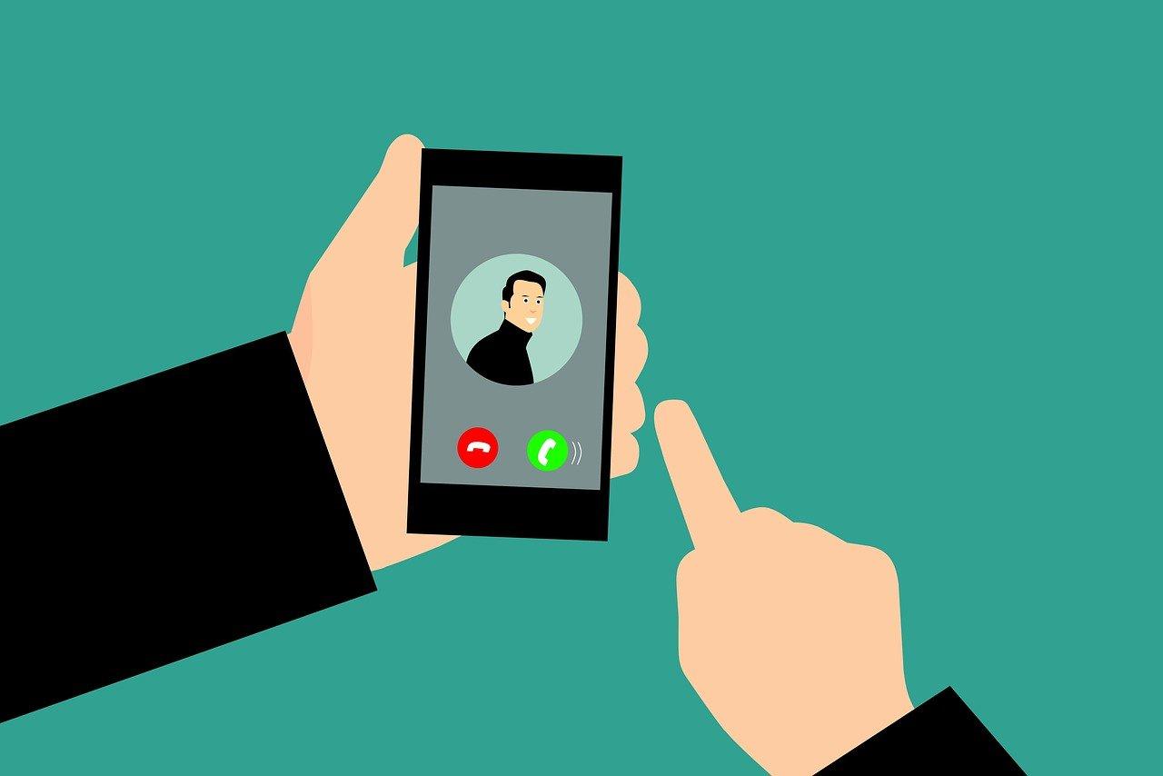 zvonenie na mobil