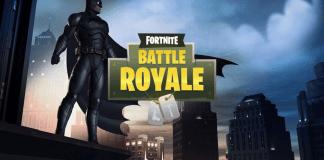 Batman a Fortnite
