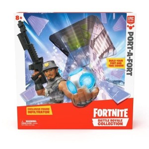 Fortnite: Pevnost Port-a-Fort