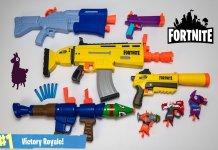 Nerrf Fortnite blastre