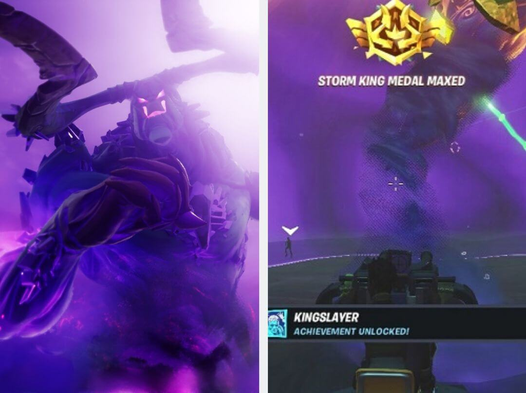 Ako poraziť Storm kinga