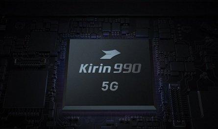 Процессор Kirin 990 5G
