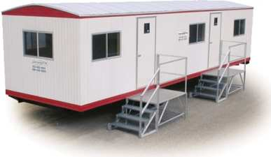 Albuquerque Portable Construction Office Trailers