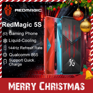 Nubia Redmagic 5S 12+256G ICE Ag