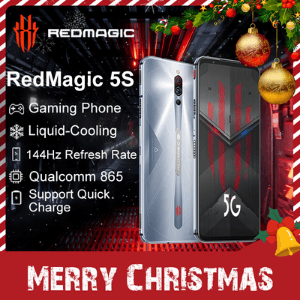 Nubia Redmagic 5S 8+128G ICE Ag