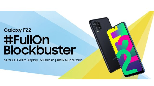 Samsung Galaxy F22 Mobile Price In Nepal