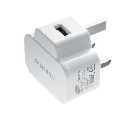 Genuine Samsung Fast Charge Mains Plug