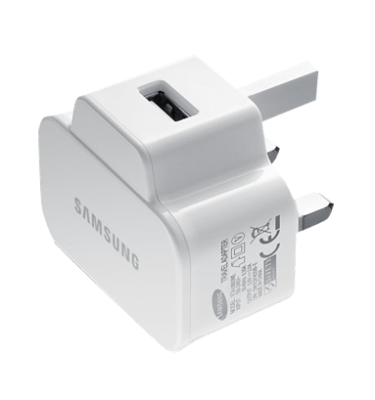 Genuine Samsung Fast Charge Mains Plug