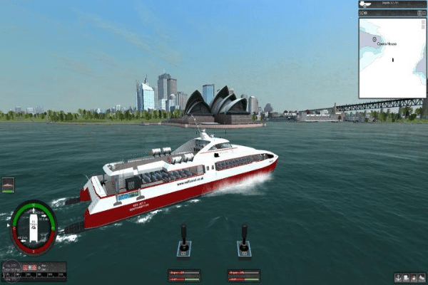 ship simulator android