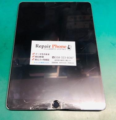 iPad Pro 10.5インチ 画面割れ修理