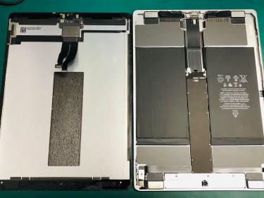 iPadPro12.9 バッテリー交換