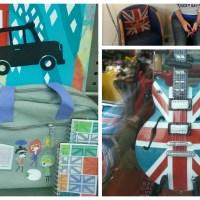 Days 3 & 4-London Calling #TakePart2012