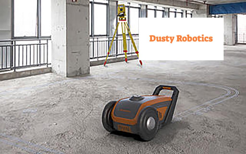 Robot para el polvo