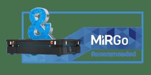 MiR GO logo