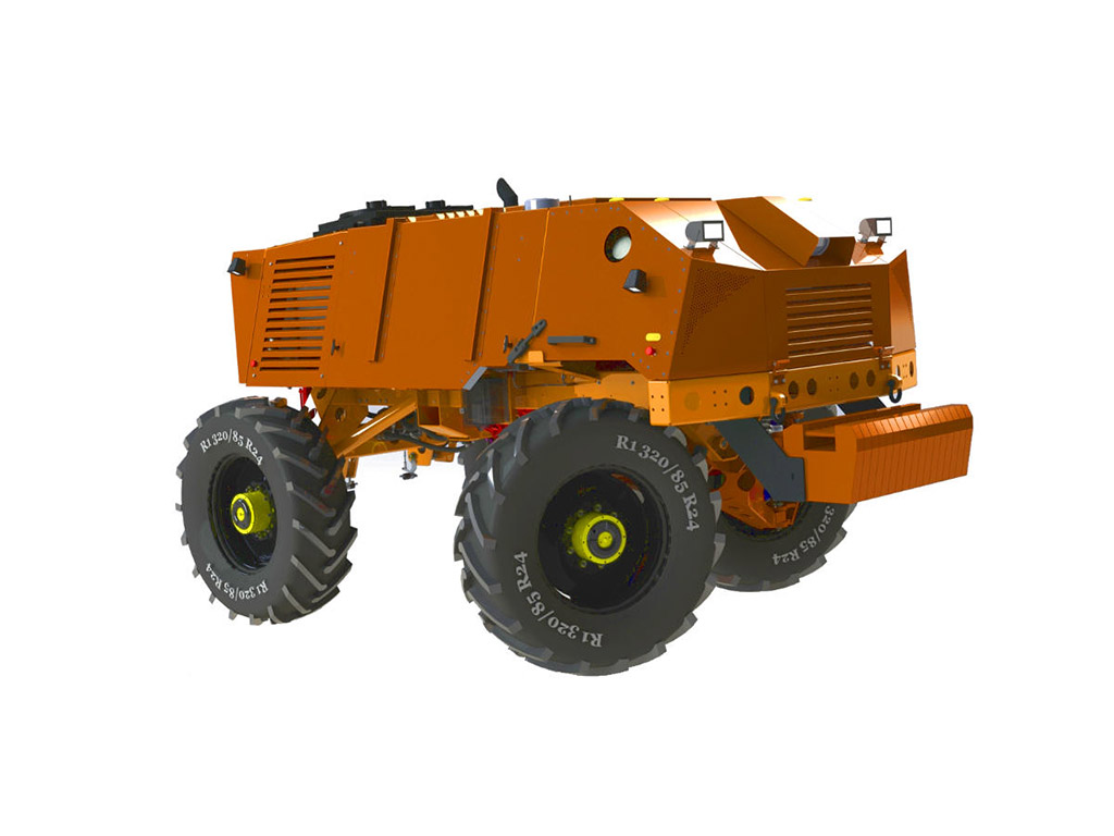 FarmWise TR2 Robot