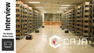 Caja robotics interview cover image