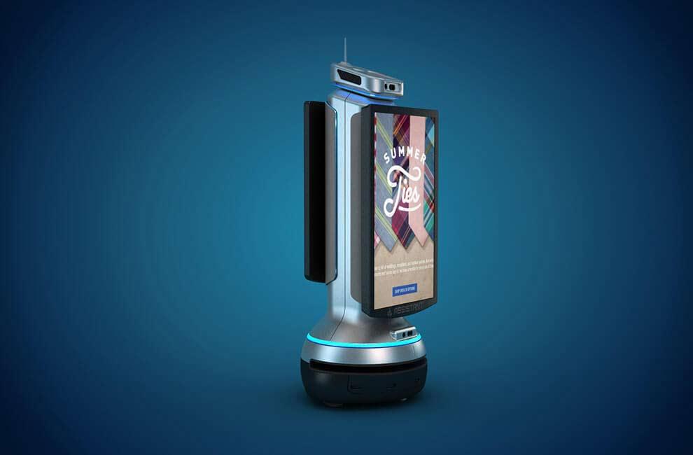 Milvus Robotics Robin Robot