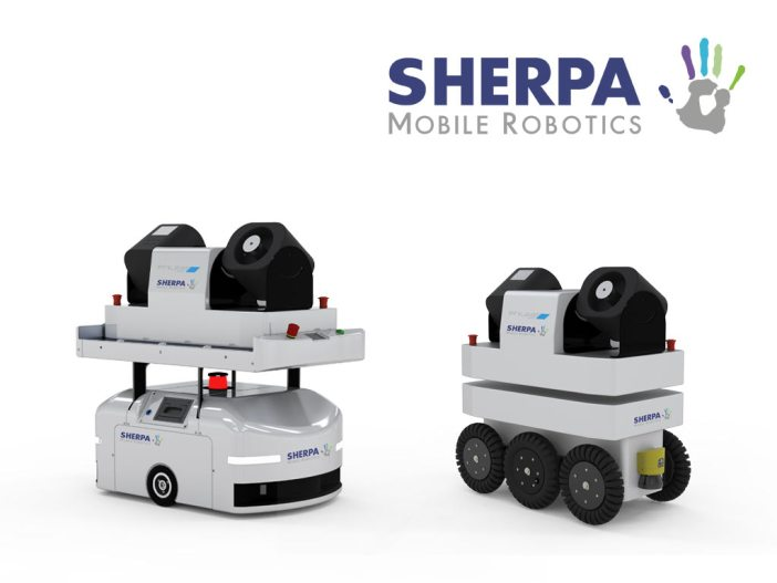 Sherpa Mobile Robots Sprayer Disinfection Robots