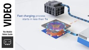 Image of the Wiferion wireless charging system