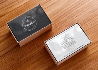 Parma Business Cards