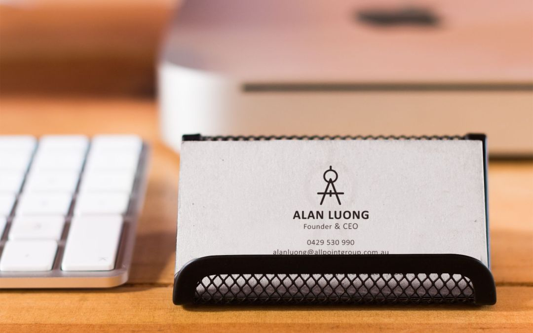 Allpoint Business Cards