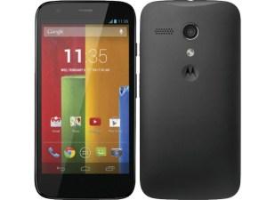 Motorola Moto G Dual SIM (XT-1033) 5.1.1 Custom Rom Firmware