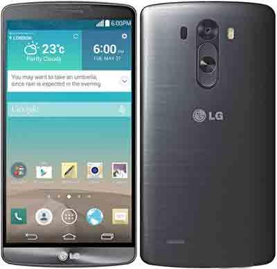 LG G3 D858HK