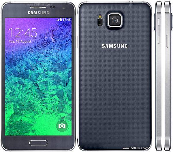 Samsung Galaxy Alpha G8508S