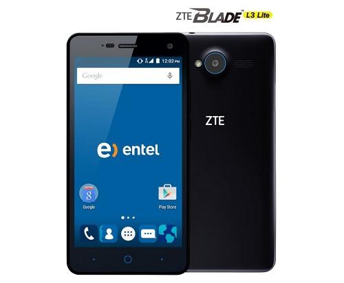 Zte Blade l3 Lite MT6572 Andriod 5.1 Firmware
