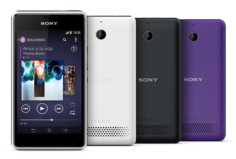 Sony Xperia E1 (D2005)