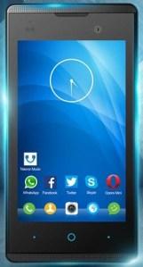 Telenor 3G (Pakistan) ZTE V816W