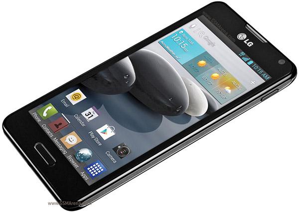 LG Optimus F6 D500BK