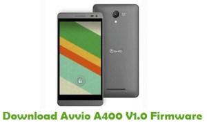 Avvio A400 V1.0
