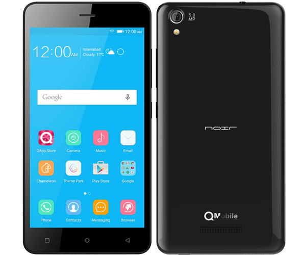 QMobile W80 MT6580 Android 5.1 Firmware Flash File