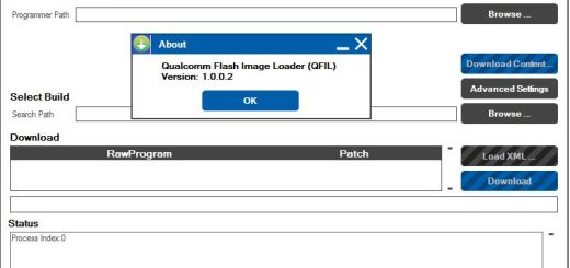 HOW TO FLASH QUALCOMM MBN FIRMWARE USING QPST Flashing TOOL