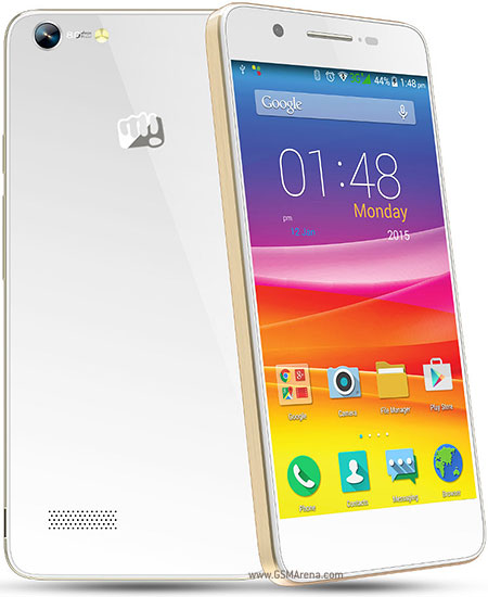Micromax Canvas Hue AQ5000 Firmware Flash file Stock ROM