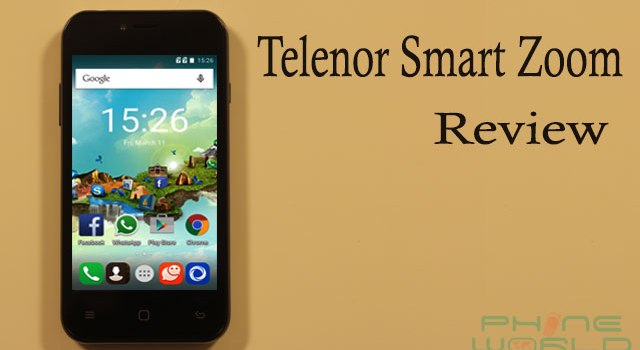 Telenor Smart Zoom