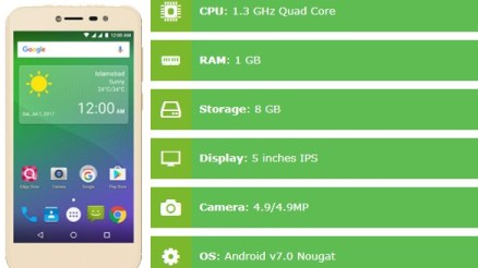 QMobile Dual One