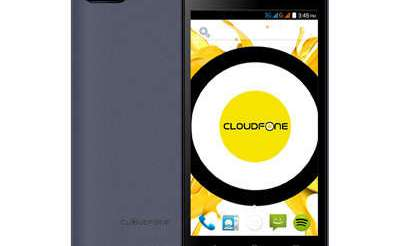 Cloudfone Thrill HD