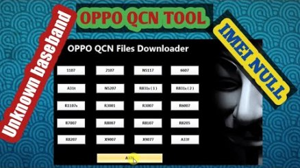 Oppo QCN Files Downloader