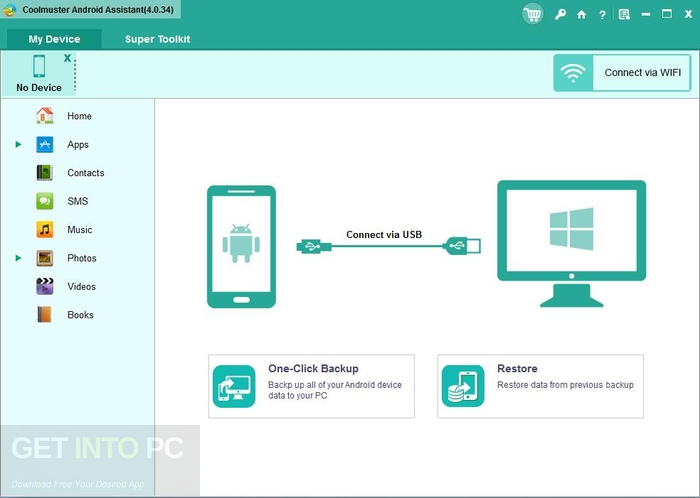 Coolmuster Android Assistant v4.0.46