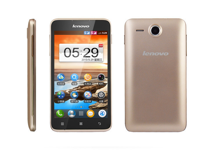 Lenovo A529 Stock Firmware Flash File
